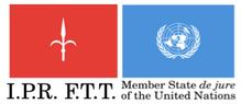 Logo of the International Provisional Representative of the Free Territory of Trieste - I.P.R. F.T.T.