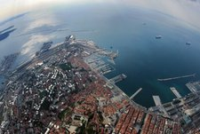International Free Port of the present-day Free Territory of Trieste